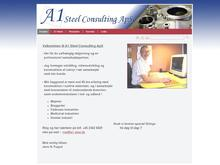 A1 STEEL CONSULTING ApS