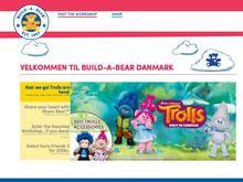 Build A Bear Workshop Kolding Storcenter Rød Gade