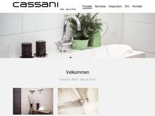 Cassani Bath Living ApS